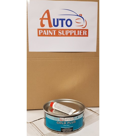 Master TROTON Gold Plus Filling Fine Filler Polyester Putty 0.5L