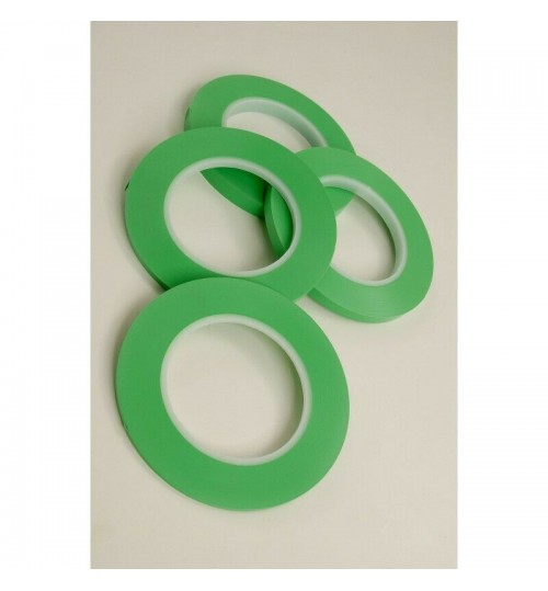 Fast Mover Tools, Green Fine Line Tape 9mm x 55Mtr