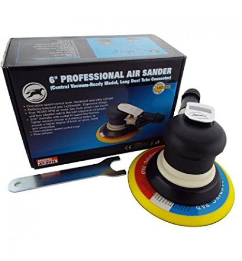 "150mm 6"" Professional Palm  Air DA Sander/Polisher"
