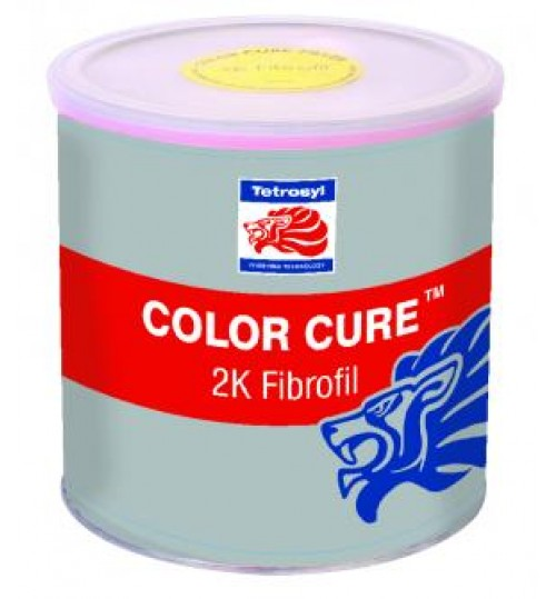 Tetrosyl Color Cure 2K Fibrofil