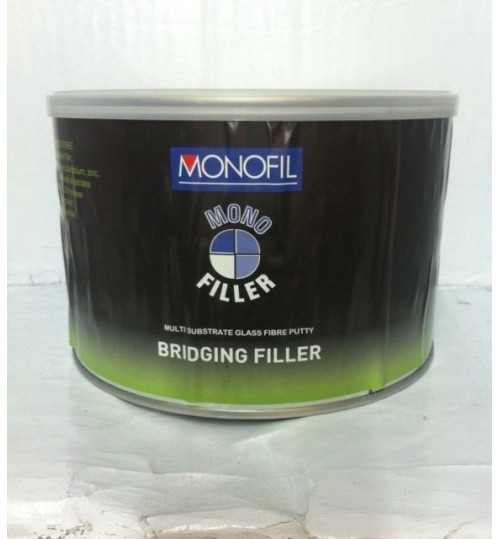 Monofil 1 Litre Fibreglass Tin Car Boat Repair Bridging Filler