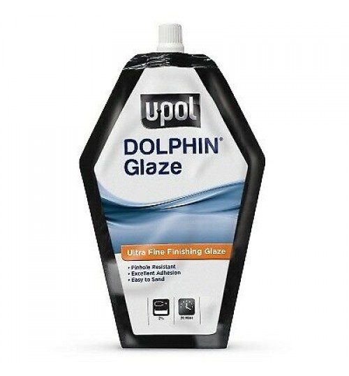 DOLPHIN GLAZE FINE FINISHING FILLER 440ml