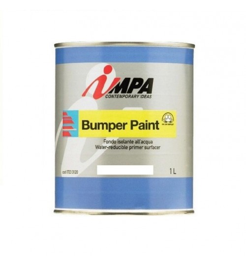 Impa Bumper Paint Grey, Dark Grey, Black 1 Litre