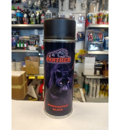 Panther Black Bumper Aerosol 400ml