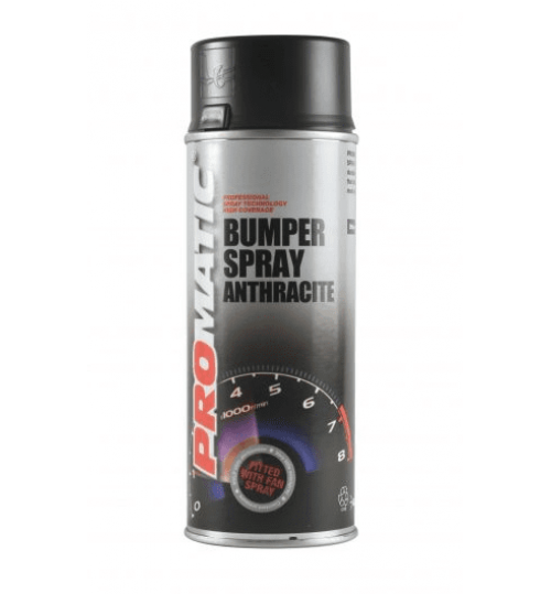 Promatic Bumber Spray Anthracite 400ml