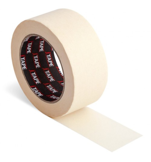 JTAPE PREMIUM MASKING TAPE ROLL ,18mm, 24mm, 36mm and 48mm