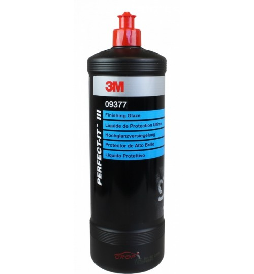 3M PERFECT FINISHING GLAZE  (RED TOP) 1 KG.