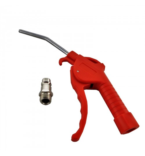 Plastic Handed Air Dust Blow Gun, Clean Up Tool 1/4BSP Thread