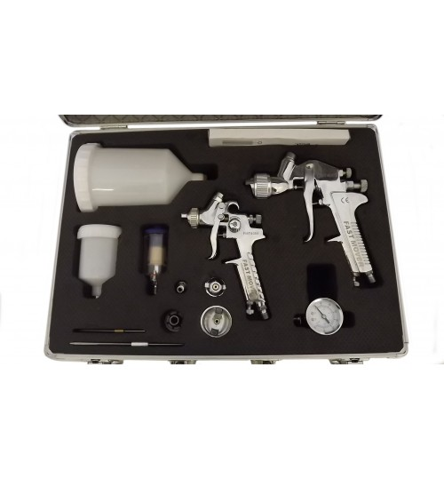 Fast Mover Twin Guns Gravity Spraygun Kit